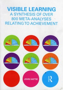John Hattie Visible Learning meta-study
