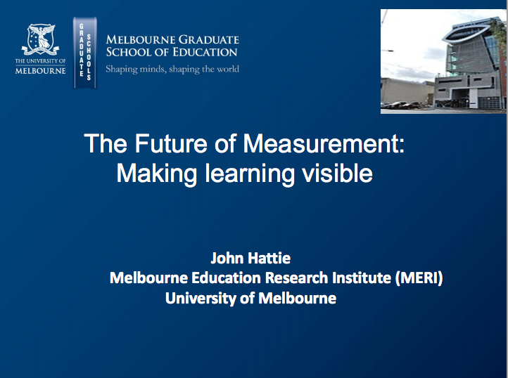 Visible-Learning-Hattie-Studie-Vorlesung-Lecture-The-Future-of-Measurement