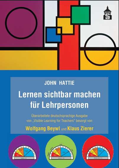hattie-studie-visible-learning-for-teachers-lernen-sichtbar-machen-fuer-lehrpersonen-deutsche-ausgabe