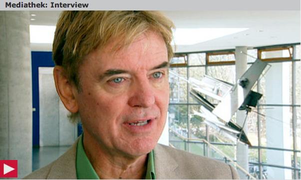 Fragen an Bildungsforscher John Hattie zur deutschen Ausgabe seiner Bildungsstudie. Auf das Bild klicken, um das Video anzusehen.