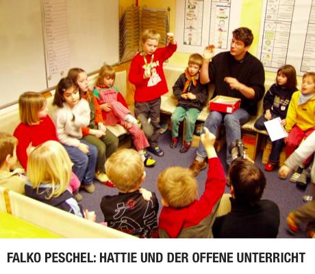 Falko-Peschel_John-Hattie-Studie_Lernen-Sichtbar-machen_Offener-Unterricht_Visible-Learning