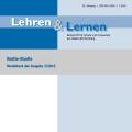 Andreas-Helmke-Interview-Hattie-Studie-Zeitschrift-Lehren-und-Lernen-7-2013_Visible-Learning_Lernen-sichtbar-machen-cover