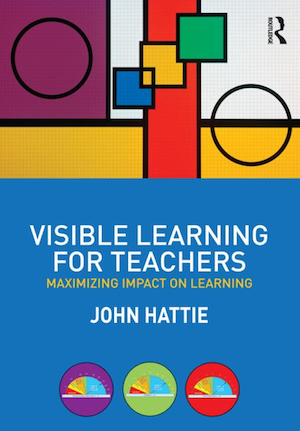 visible learning for teachers en français