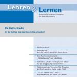 hattie-studie_visible-learning_sonderausgabe_zeitschrift-lehren-und-lernen_7-2013