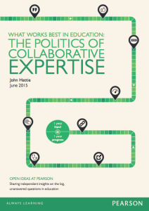 john-hattie-studie-visible-learning-2015_the-politics-of-collaborative-expertise-pearson