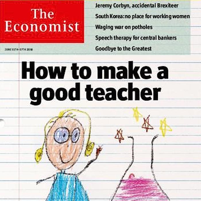 The Economist: John Hattie's research & Teaching the teachers