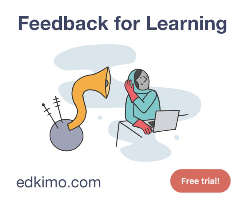 Edkimo Online-feedback. Try it now, it's free!